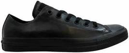 Converse Chuck Taylor All Star OX Black 151165C Men's Size 12 - $55.00