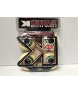 Retro 90's Kuzak roller hockey pro series inline skate wheel 68.5 mm 81A - $9.85