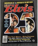 Starlog ELVIS Commemorating 25th Anniversary of The King's Death Mag w/3... - $12.20