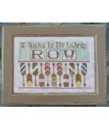 Row #12 cross stitch chart Hands On Design - $5.40
