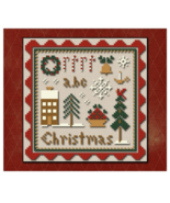 Spot of Christmas Threadpack with floss (4 skeins) Classic Colorworks LHN - $13.00