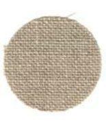 FABRIC CUT 32ct raw/natural linen 9x12 North Pole North Woods Freebie LHN - $6.00