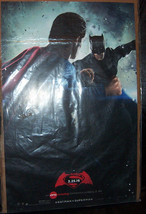 """BATMAN VS SUPERMAN"" MOVIE 10"" X 15"" PROMO POSTER  - $7.70"