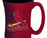 St. Louis Cardinals Coffee Mug - 14 oz Mocha