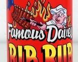 Famous Dave's Rib Rub 5.5 oz Daves