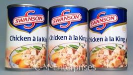 Swanson Chicken a La King 10.5 oz  ( 3 Cans ) - $8.07