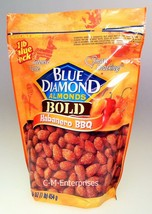 Blue Diamond Almonds Bold Habanero BBQ 16 oz - $12.59