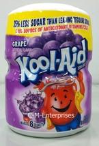 Kool Aid Grape Drink Mix 19 oz Canister - $4.99