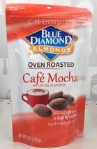 Blue Diamond Oven Roasted Cafe Mocha Flavored Almonds 5 oz - $7.12