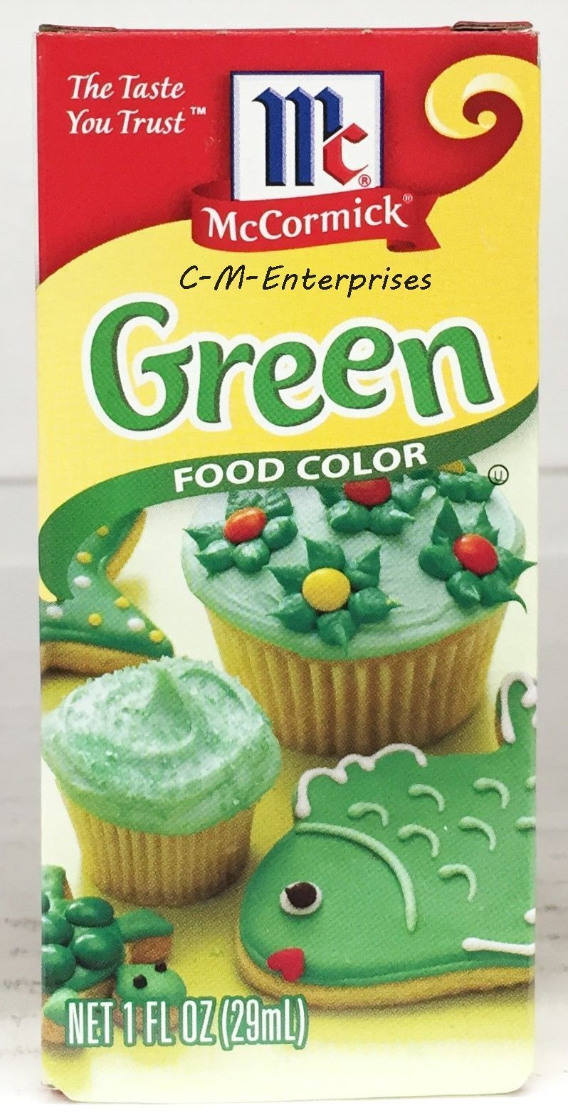 McCormick Green Food Coloring 1 oz Color and 50 similar items