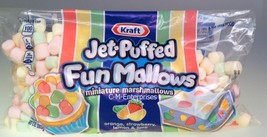 Kraft Jet Puffed FunMallows Marshmallows 10 oz - $4.08