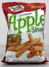 Sensible Portions Cinnamon Apple Straws 6 oz - $6.17
