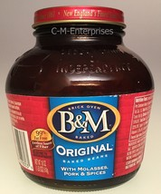 B&M Original Baked Beans 18 oz - $5.46