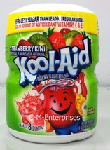 Kool Aid Strawberry Kiwi Drink Mix 19 oz Canister - $4.99