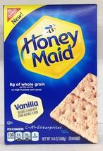 Nabisco Honey Maid Vanilla Grahams 14.4 oz Graham Crackers - $5.99
