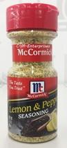 McCormick Lemon & Pepper Seasoning 3.5 oz - $5.46