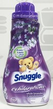 Snuggle Exhilarations White Lavender & Sandalwood Liquid Fabric Softner ... - $7.59