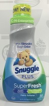 Snuggle Plus Superfresh Everfresh Scent Liquid Fabric Softner 31.7 oz - $7.59