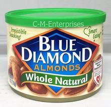 Blue Diamond Whole Natural Almonds 6 oz - $6.64