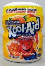 Kool Aid Peach Mango Drink Mix 19 oz Canister - $4.99