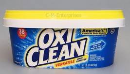 Oxi Clean Versatile Stain Remover Laundry Powder 1.77 LB - $9.99