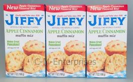 Jiffy Apple Cinnamon Muffin Mix 7 oz (3 pack) - $5.99