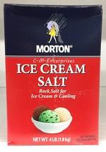 Morton Ice Cream Salt (8 Pounds) - $21.95