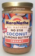 Mara Natha All Natural No Stir Coconut Almond Butter 12 oz - $11.99