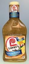 Lawry's Lemon Pepper 30 Minute Marinade 12 oz Lawrys - $5.25