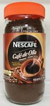 Nescafe Cafe de Olla Cinnamon Instant Coffee 6.... - $9.99