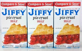 Jiffy Pie Crust Mix 9 oz ( 3 Pack ) - $5.69