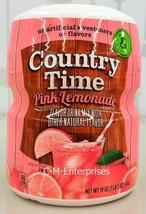 Country Time Pink Lemonade Drink Mix 19 oz - $5.69