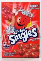 Kool Aid On The Go Cherry Drink Mix Singles - $5.69