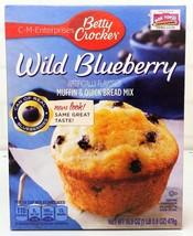Betty Crocker Wild Blueberry Premium Muffin Mix... - $4.99