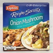 Lipton Recipe Secrets Onion Mushroom Soup & Dip Mix 1.8 oz - $4.75