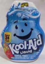 Kool Aid Tropical Punch Liquid Drink Mix 1.62 o... - $5.69