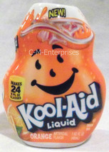 Kool Aid Orange Liquid Drink Mix 1.62 oz Makes ... - $5.69