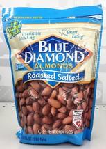 Blue Diamond Roasted Salted Almonds 16 oz - $12.82