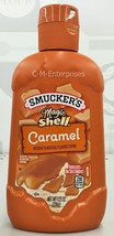 Smucker's Caramel Magic Shell Ice Cream Topping 7.25 oz Smuckers - $4.99