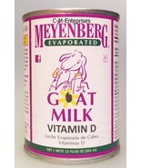 Meyenberg Evaporated Vitamin D Goat Milk 12 oz can - $6.50