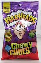 Warheads Sour Chewy Cubes Candy 8 oz - $4.51
