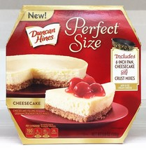 Duncan Hines Perfect Size Cheesecake Filling & ... - $5.94