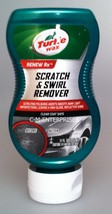 Turtle Wax Scratch and Swirl Remover 11 oz - $5.69