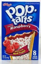 Kellogg's Pop Tarts Frosted Raspberry Toaster P... - $4.99