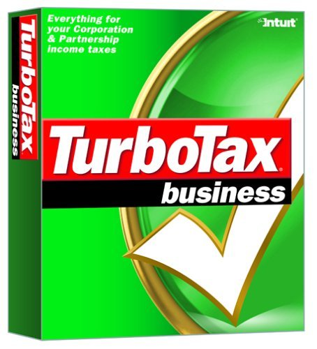 TurboTax Business 2003 [CD-ROM] Windows 98 / Windows 2000 / Windows Me / Wind...