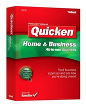 Quicken 2008 Home & Business [OLD VERSION] [CD-ROM] Windows XP - $39.59
