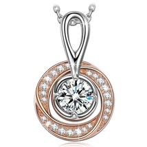 Christmas Gift for Mom The London Eye S925 Sterling Silver Pendant - $102.82
