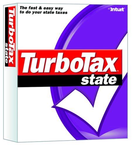 TurboTax State California 2003 [CD-ROM] Windows 98 / Windows 2000 / Windows M...