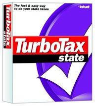 TurboTax State 45 Multistate 2003 [CD-ROM] Windows 98 / Windows 2000 / Window... - $69.29
