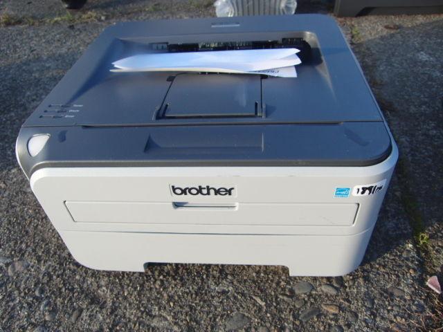 Brother HL-2140 Workgroup Laser Printer Network Laser Printer under 2k pages